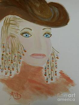 Bo Derek by Marie Bulger