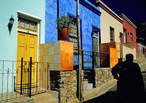 Dennis Cox WorldViews - Bo-Kaap colors