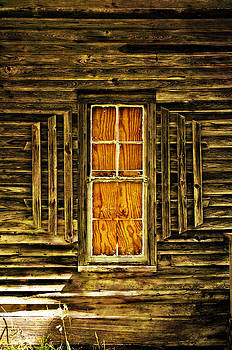 Marty Koch - Boarded Window
