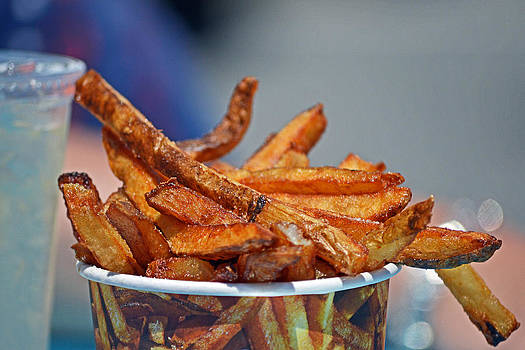 Bill Swartwout Fine Art Photography - French Fries on the Boards