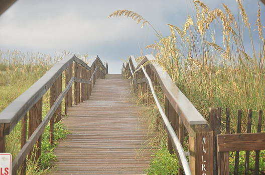 Boardwalk to Paradise by Vonda Barnett