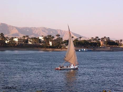 Boat 3 by Essam Ramadan