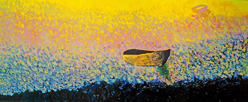 Boat by Andrew Petras