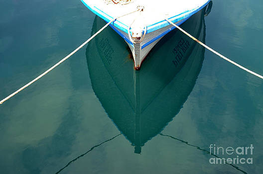 Boat by Bener Kavukcuoglu