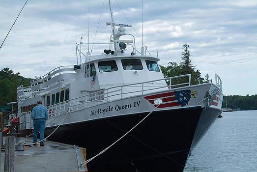 Devinder Sangha - Boat