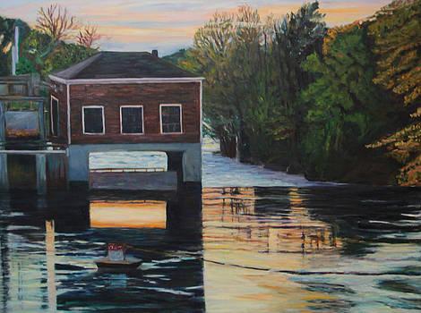 Boat House  by Jeremy McKay