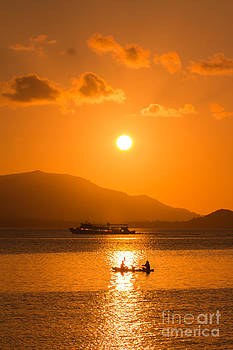 Boat by Jantima  Cha