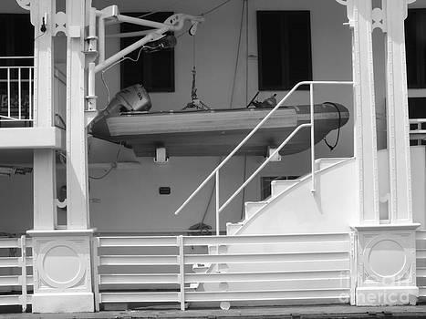Melissa Lightner - Boat on a Boat