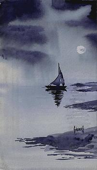 Sam Sidders - Boat