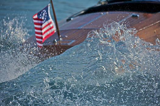 Steven Lapkin - Boat Spray
