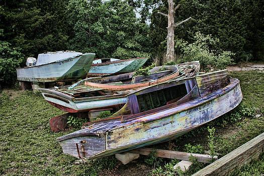 Heather Applegate - Boat Yard