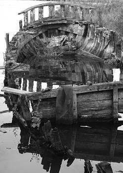 Boat1 by Agnieszka Borowska