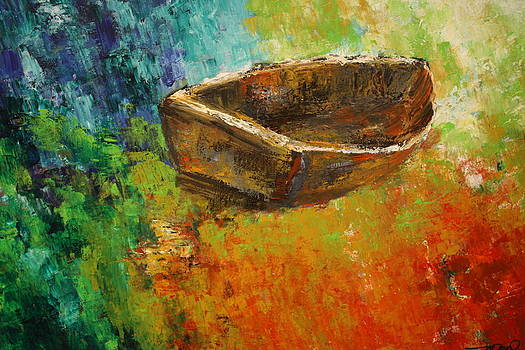Boat1 by Ted Castor