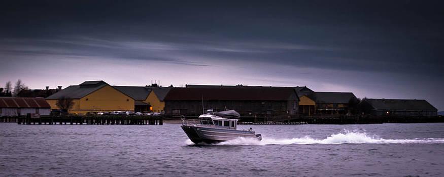 Boating by Blanca Braun