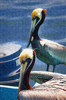 Deborah Hughes - Boating Buddies