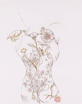 Botanicalia Fauve by Karen Robey