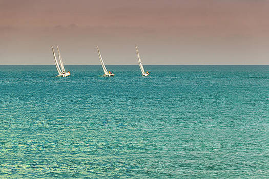 Boats by Javier Luces