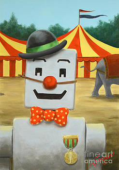 Bob Blockman Joins the Circus by Charles Fennen