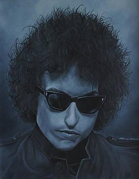 Bob Dylan by David Dunne
