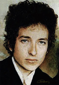 Bob Dylan by John Travisano