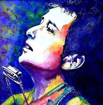 Bob Dylan by Rebecca Foster