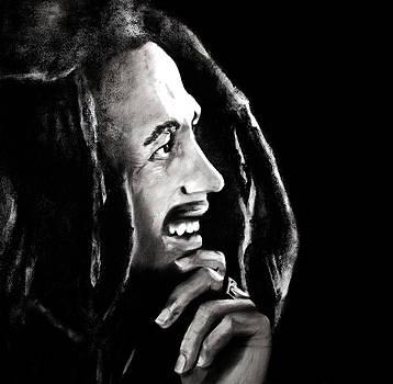 Bob Marley 2 by Brian Curran