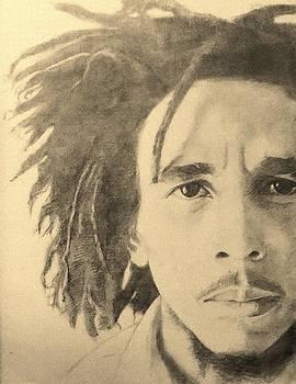 Bob Marley 2 by Glenn Daniels