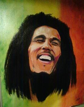 Bob Marley by Chris Lambert