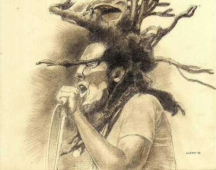 Bob Marley by Glenn Daniels