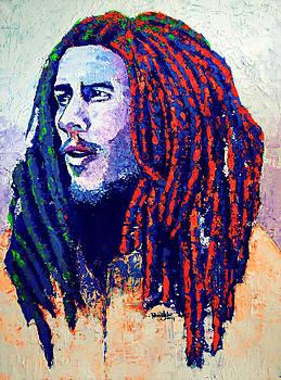 Bob Marley by Rebecca Foster