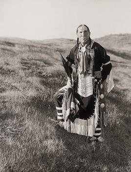 Bob Red Elk - Lakota Sioux by Gary Auerbach