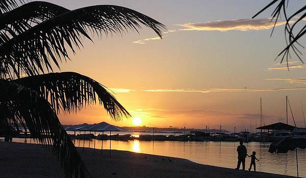 Boca Chica Sunrise by Olaf Christian