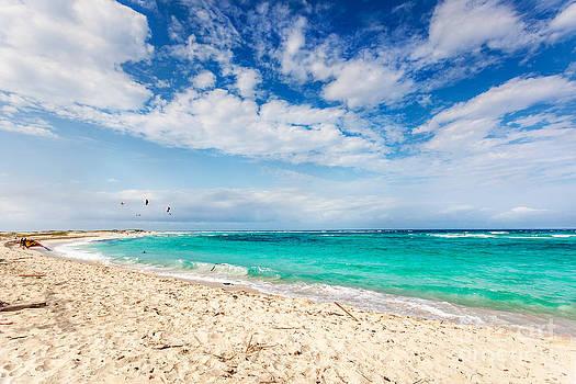 Jo Ann Snover - Boca Grandi beach