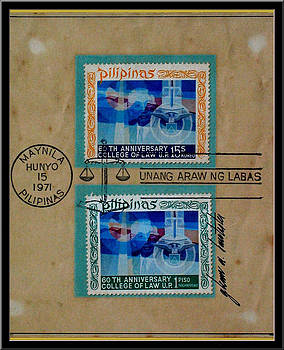Glenn Bautista - Bocobo Stamps