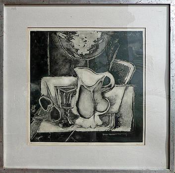 Bodegon # 13 by Vicente Gandia