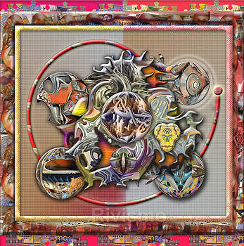 Bodegon Experiencial II by Ramon Rivas - Rivismo
