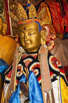 Colin Monteath - Bodhisattva Erdene Zuu Monastery