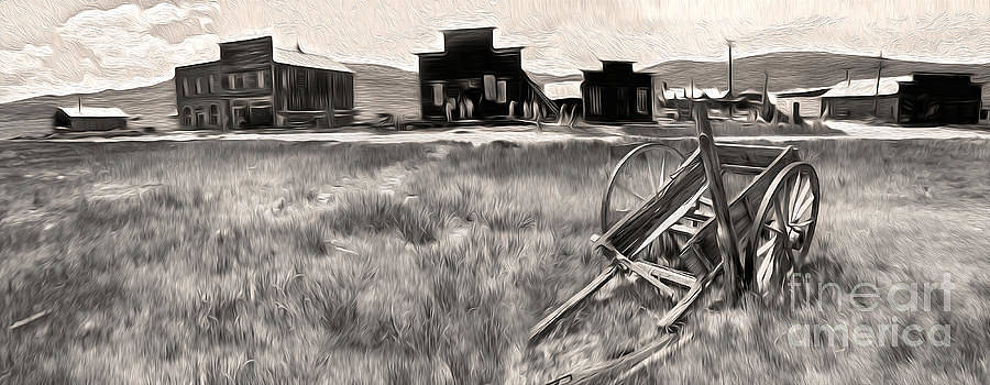Gregory Dyer - Bodie Ghost Town - 03