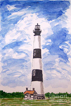 Bodie Island Lighthouse by Kevin Croitz