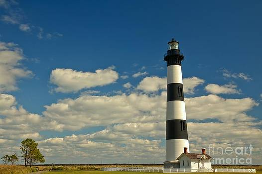 Adam Jewell - Bodie Island Lighthouse Landscape