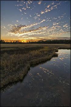 Erika Fawcett - Bodie Island Sunset