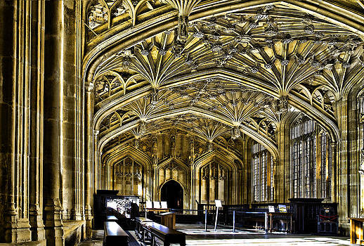 Bodleian Library by Joanna Madloch
