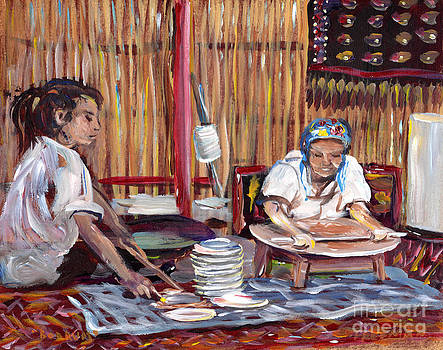 Valerie Freeman - Bodrum breadmakers