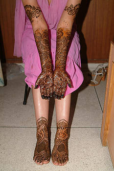 Devinder Sangha - Body Paint