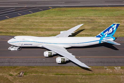 JOHN FERRANTE - Boeing 747