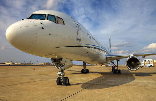 Ricky Barnard - Boeing 757