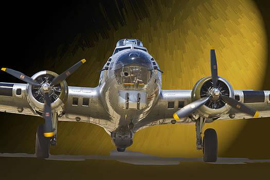 Boeing B17 by John Hix