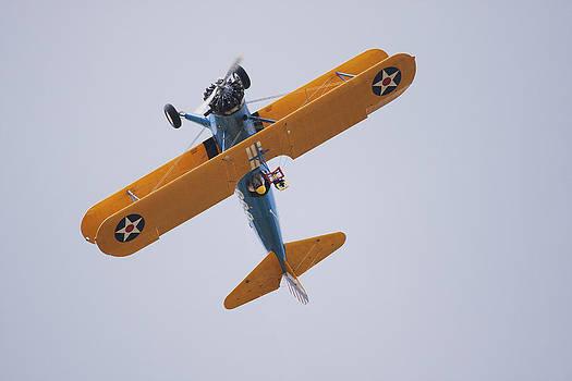 Stephen Barrie - Boeing Stearman III