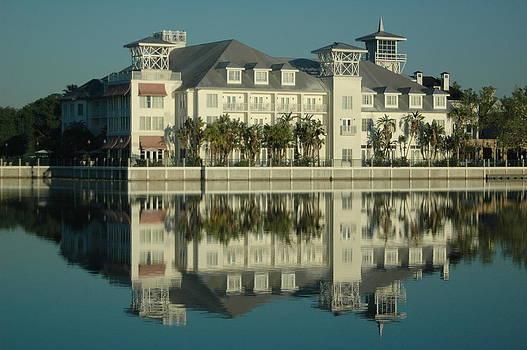 Bohemian Hotel Celebration Florida by Sheri Heckenlaible