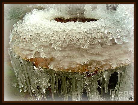 Boiling Ice by Heidi Manly